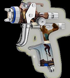 SATAjet 5000 B Custom Design Gun